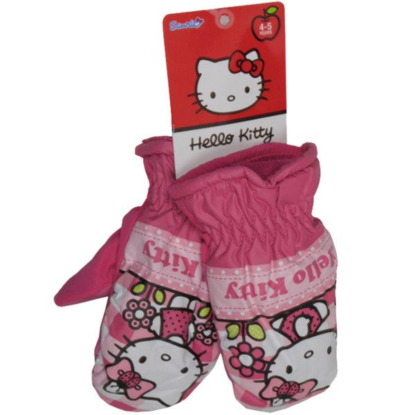 "Детски ръкавички \""Hello Kitty\"""